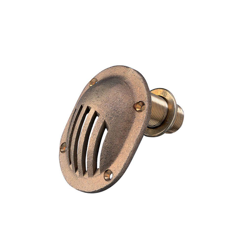 Bronze Intake Strainer