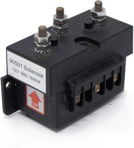 Marine Solenoid 3 Wire Control Box for Anchor Windlass1500w