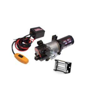 12V DC Multi-purpose Electric Winch 3000lbs