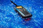 IC - M25 Marine Handheld Radio