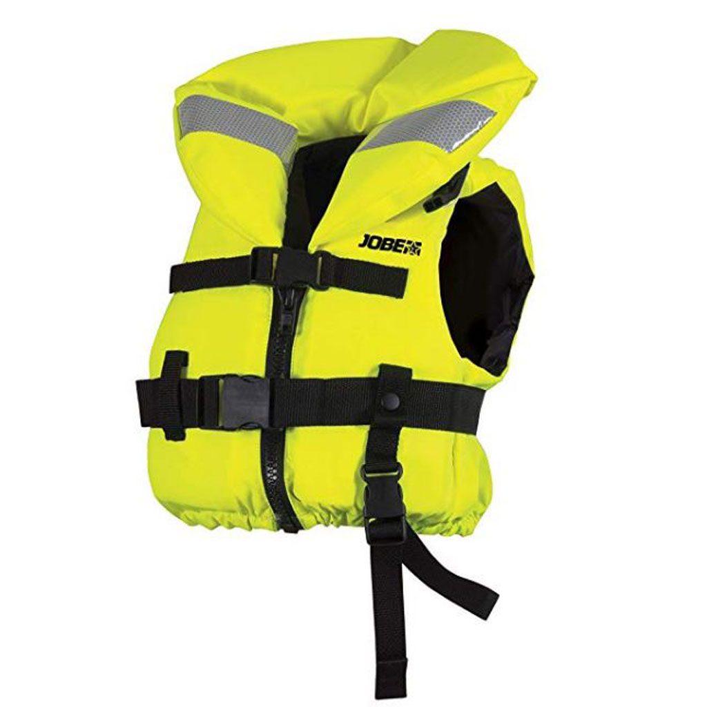 Comfort Boating Vest Youth Life Jacket Yellow