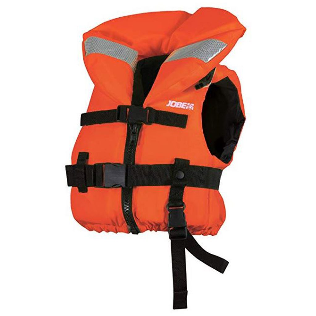 Comfort Boating Vest Youth Orange