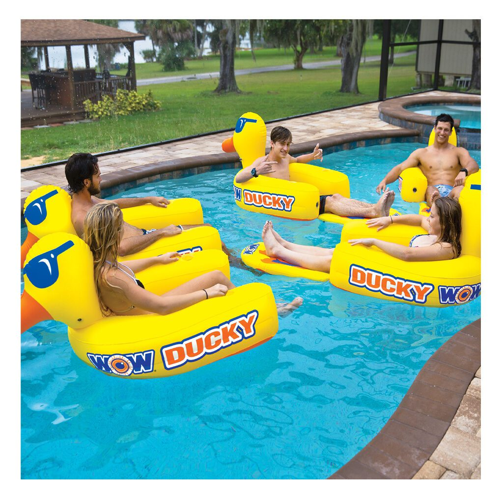 WOW Watersports Lounge Float Ducky