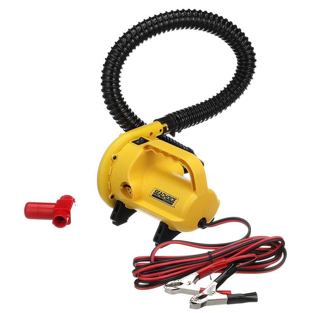 12V High Pressure Portable Air Pump,for boating and Inflatables