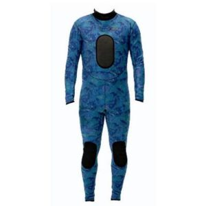 Riffe 1.5MM Cryptic Cameo Neoprene Steamer Wetsuit
