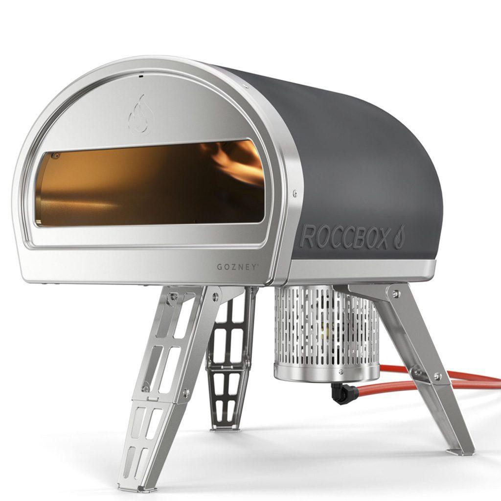 Roccbox Gas Stone Oven Gray