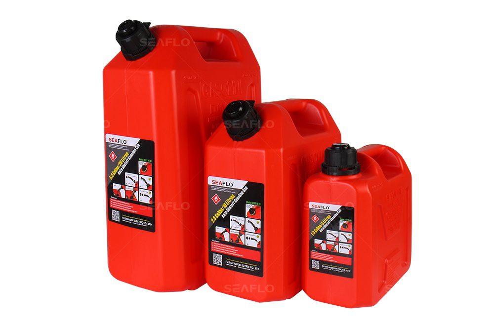 Seaflo Fuel Cans