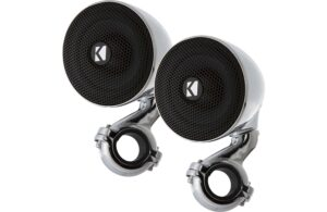 KICKER 40PSM34 4 Ohm Mini Weatherproof Speaker System
