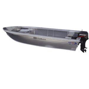 Quintrex 600 Fisheeker Hull 20Ft Aluminum Boat